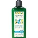 Andalou Naturals Body Lotion Energizing Clementine Ginger