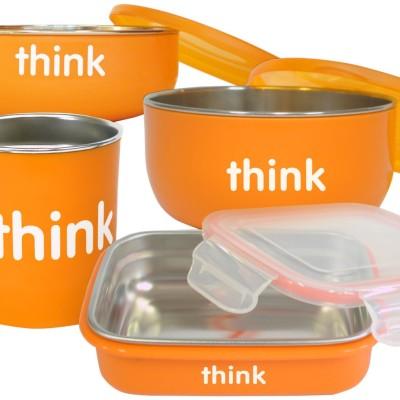 ThinkBaby Complete BPA Feeding Set