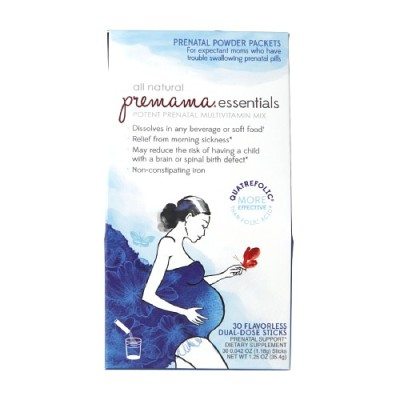 prenatal powder packets